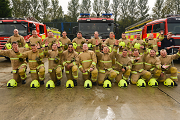 Herts welcomes new recruits 180