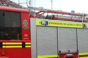 Staffs fire engine 180