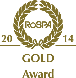 Airwave wins Gold RoSPA Occupational Health and Safety Award