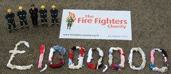 Fire Fighter Charity clothes campaign