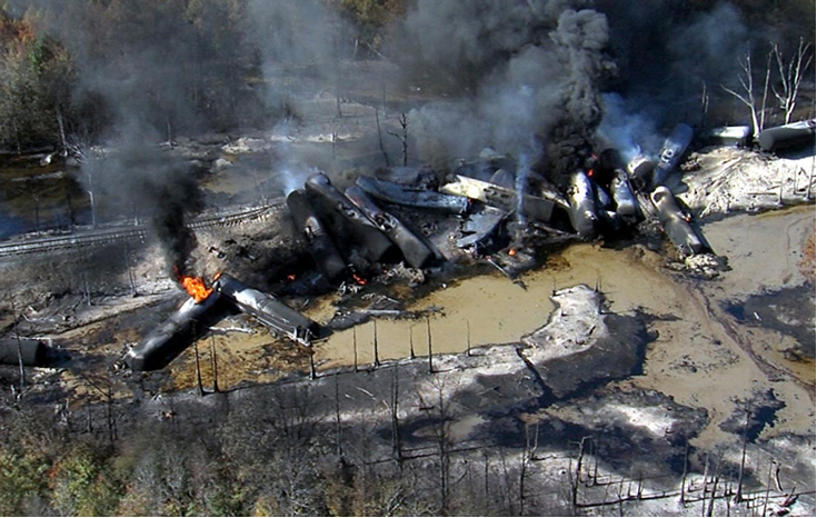 alabama crude oil fire