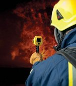 Hereford & Worcester FRS choose the latest thermal imaging camera from Scott Safety