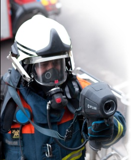 FLIR offers special limited time promotion on Firefighting Cameras