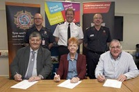 Northeast emergency services pledge greater collaboration