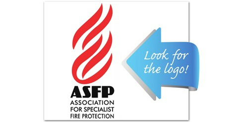 Look for the ASFP logo!