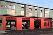 Dagenham fire station 180