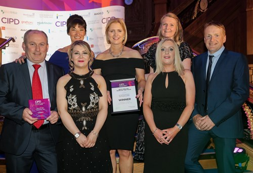 fire award winners Northern Ireland 2018