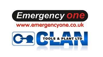 Emergency one logo