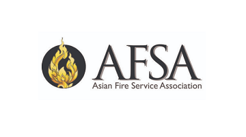 Asian Fire Service Association Logo