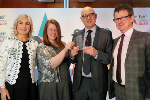 Training Manikin Manufacturer named International Business of the Year