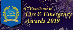 Excellence in Fire & Emergency Awards 2019