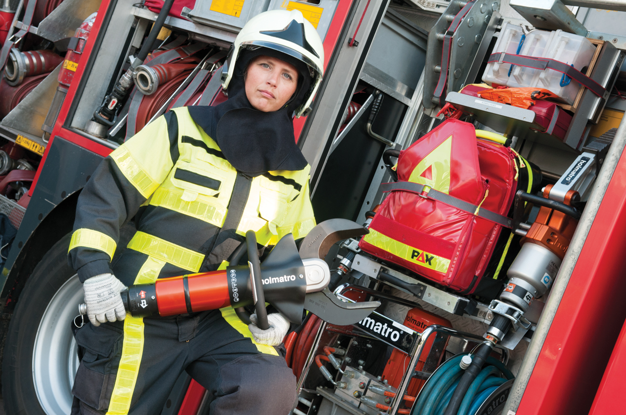 Holmatro launches its 5th generation of rescue tools | FIRE