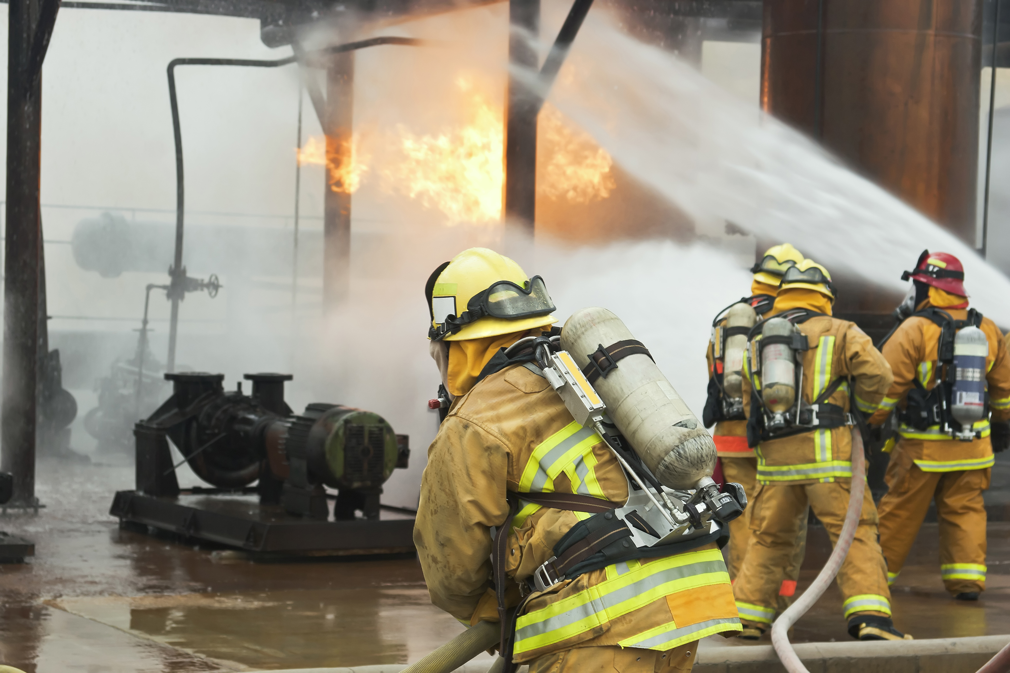 Too much variation in fire and rescue services, says report