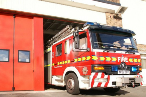 COVID-19: Firefighters to deliver food and medicines, drive ambulances, and retrieve bodies