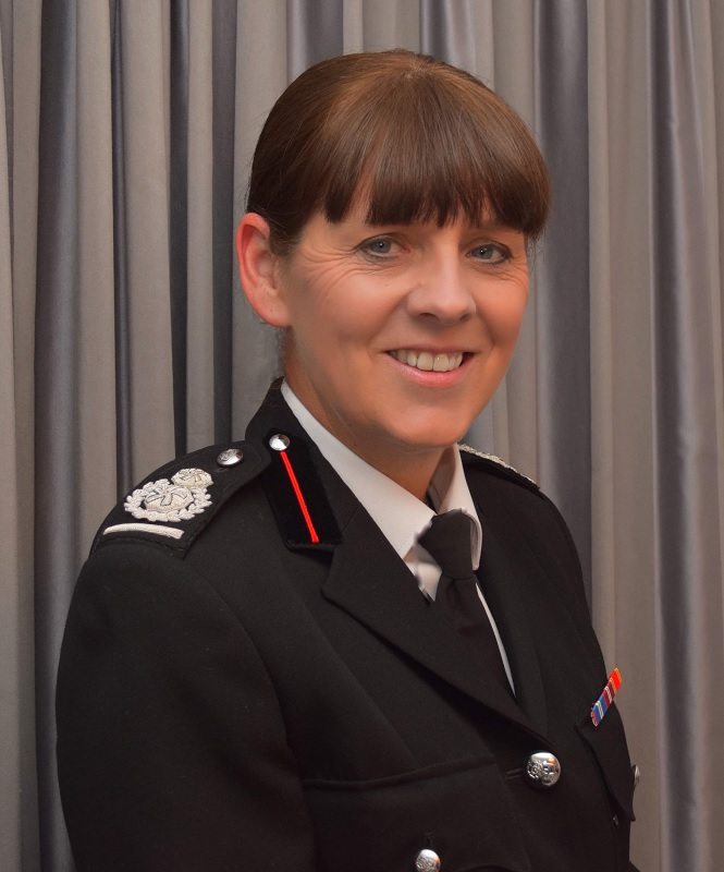 Alex Johnson appointed South Yorkshire's Chief Fire Officer