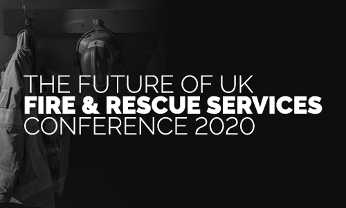 The Future of UK Fire and Rescue Services Conference