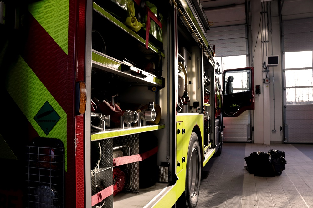 4,000 Fire & rescue staff 'Ready, Willing and Able' to take on additional work to help fight COVID-19