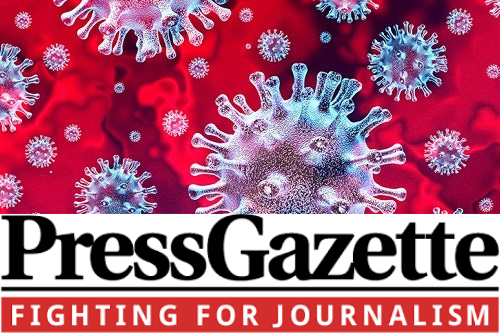 FIRE magazine wins best comment for Coronavirus journalism excellence