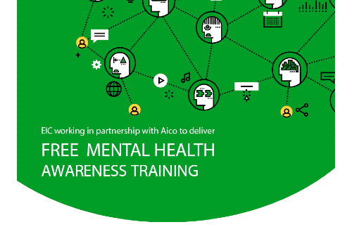 Aico and EIC collaborate for digital mental health awareness sessions