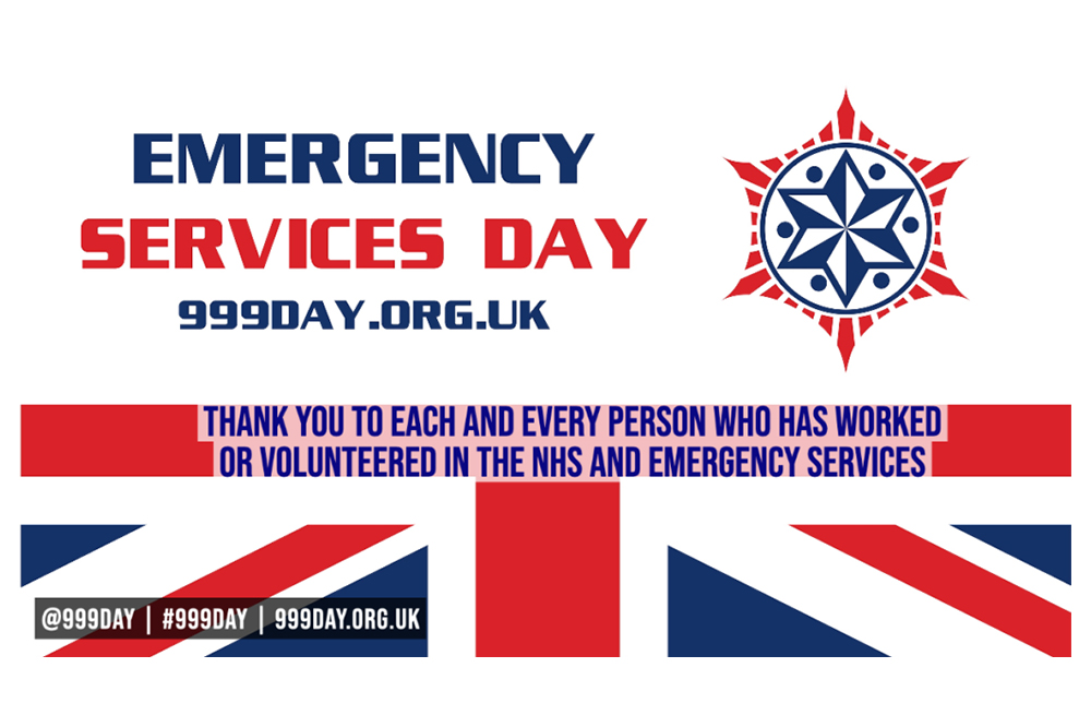 UK to celebrate 999 Day