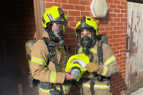 'Escape hoods' safety boost for West Mids fire victims